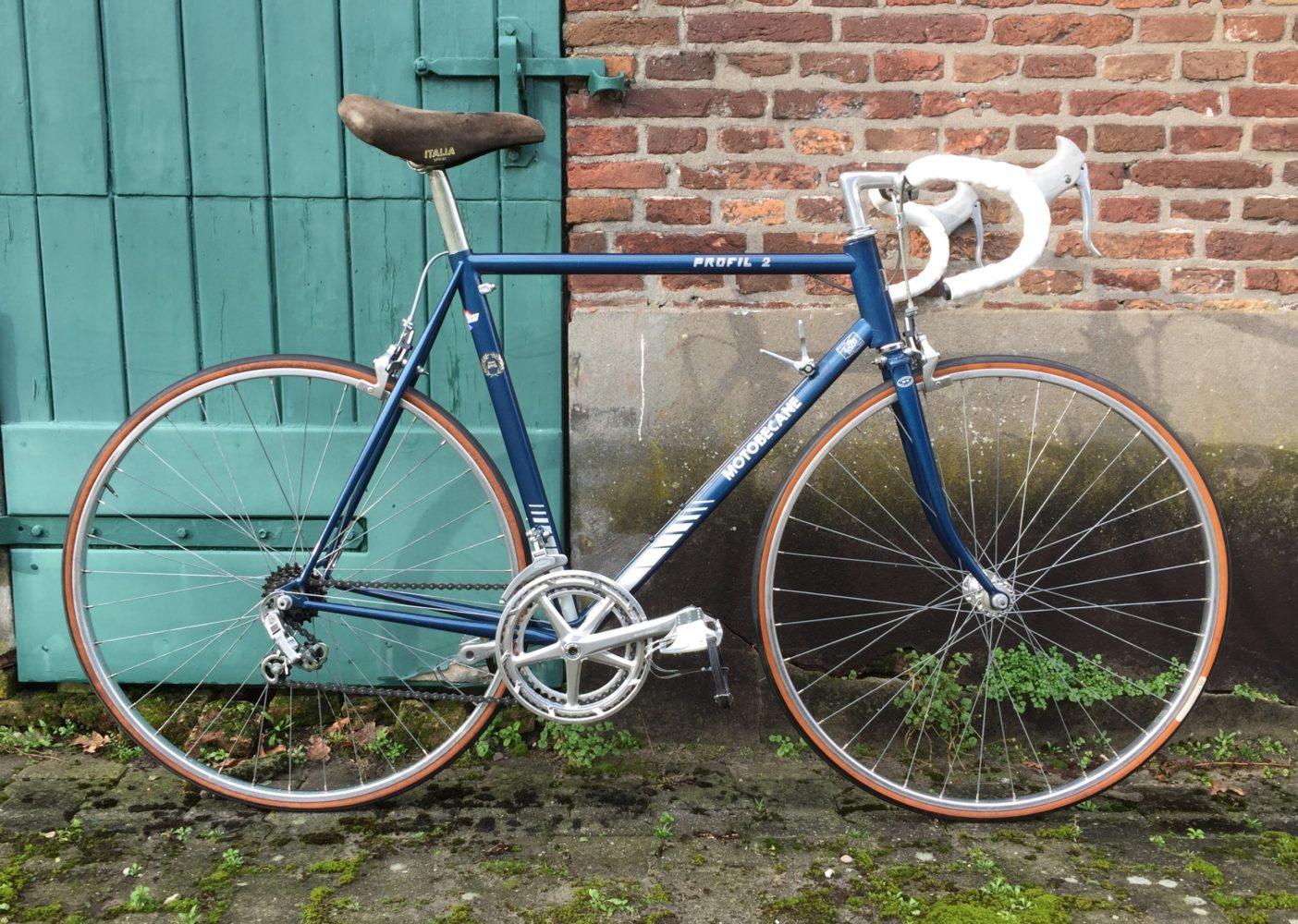 Motobecane Profil 2 Vintage Fietsfabriek